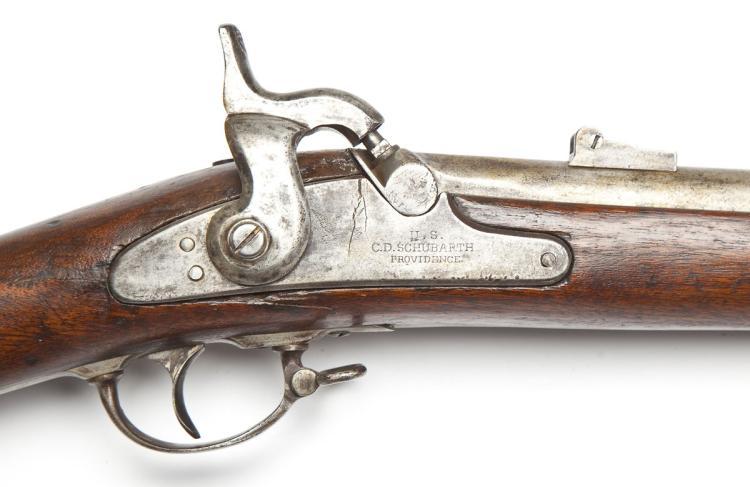 C.D. Shubarth Model 1861 Percussion Rifle-Musket