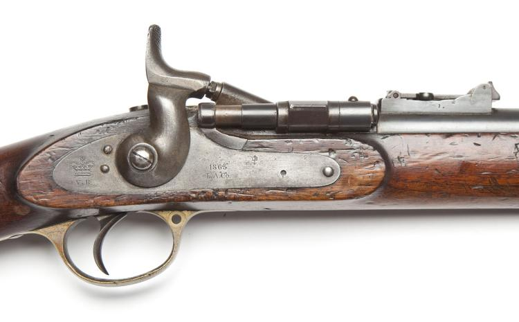 British Snider Conversion Carbine - .577 Cal.