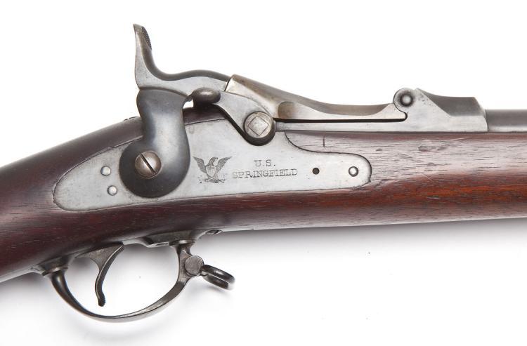 US Springfield 1884 Trapdoor Rifle - .45-70 Cal.