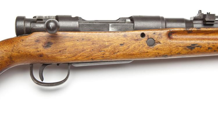 Japanese Arisaka Type 99 Rifle - 7.7 Japanese Cal.