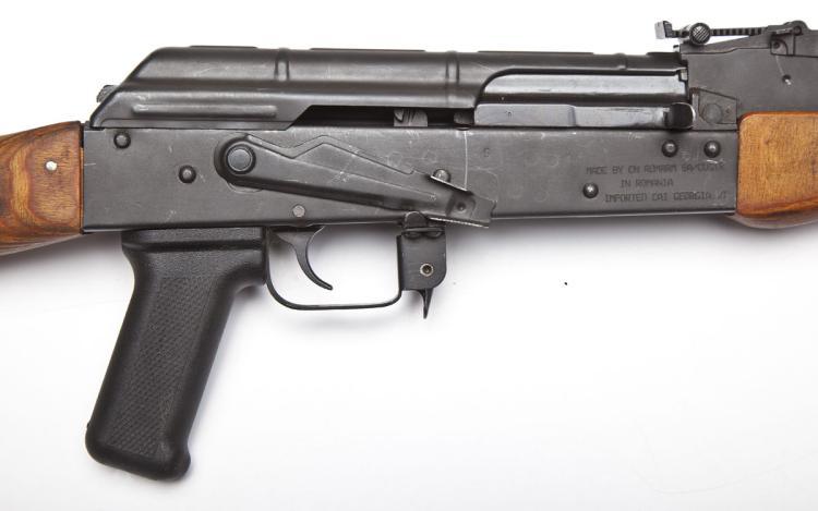 Romanian WASR-10 (AK-47) Carbine - 7.62x39mm Cal.