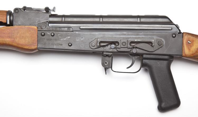 Romanian WASR-10 (AK-47) Carbine - 7 62x39mm Cal