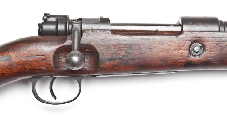 1938 Dated Model 98 Mauser Rifle - 8mm Cal.
