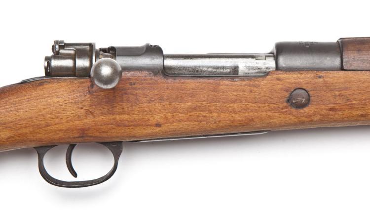 Ankara K Kale Turkish Mauser Rifle - 8mm Cal.