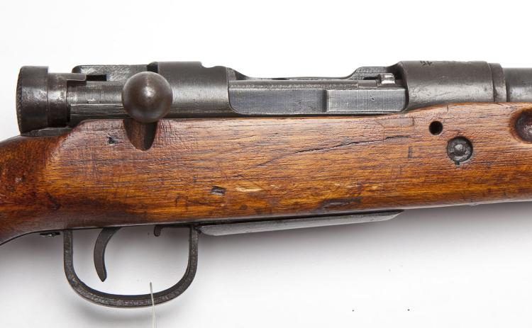 Japanese Arisaka Rifle - 7.7mm Cal.