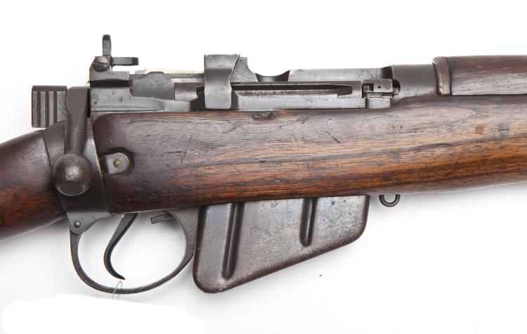 Enfield Long Branch No.4 MkI Rifle - .303 British
