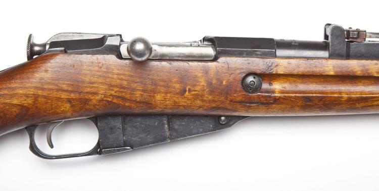 M39 Finnish Sneak Mosin Nagant - 7.62x54R Cal.