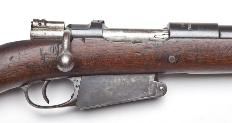 Belgian M1889/16 Carbine - 7.65x53 Mauser Cal.