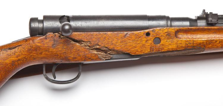 Japanese Arisaka Type 99 Rifle - 7.7 Japanese Cal.