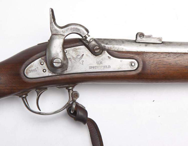 Reproduction Model 1861 Percussion Rifle-Musket