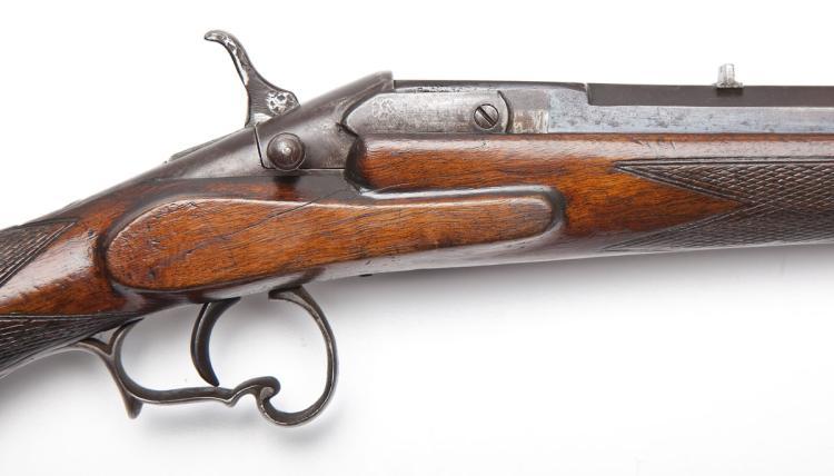 Belgian Flobert Style Rifle - .30 Caliber Rimfire