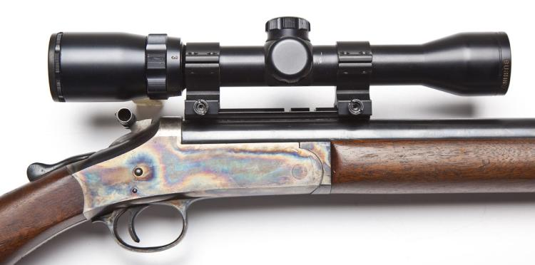 H&R Bay State Single Barrel Shotgun - 12 Ga.