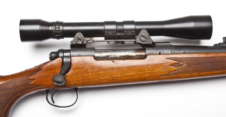 Remington Model 700 Rifle - 7mm Magnum Cal.