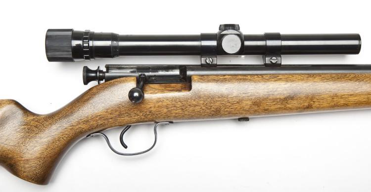Springfield/Savage Model 120A Rifle - .22 Cal.