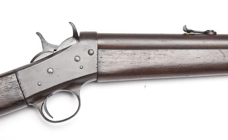 Remington Model 4 Rolling Block Rifle - .22 Cal.