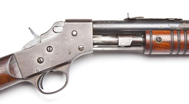 Stevens Visible Loader Rifle - .22 Cal.