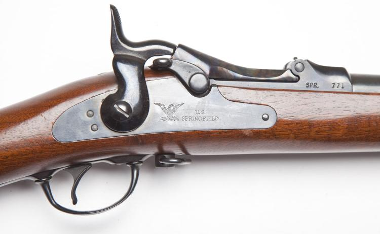 H&R US Model 1873 Rifle - .45-70 Gov't Cal.