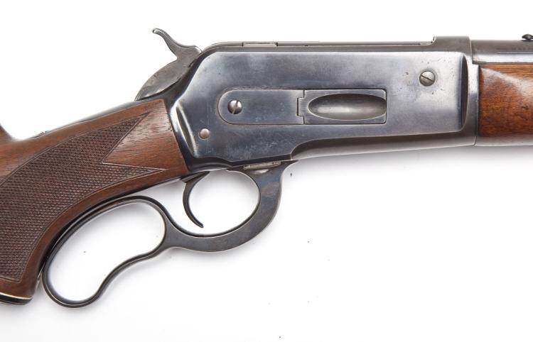 Winchester Model 71 Deluxe Rifle - .348 W.C.F.