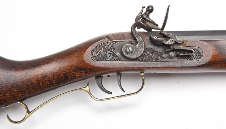 CVA Hawken Flintlock Rifle - .50 Cal.