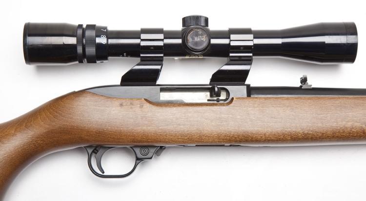 Ruger Model 10/22 Carbine - .22 Cal.
