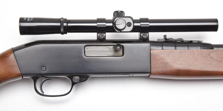 Ted Williams Model 3T Rifle - .22 Cal.