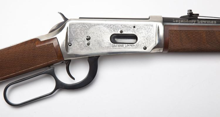 Winchester M-94 Legendary Lawmen Commemorative