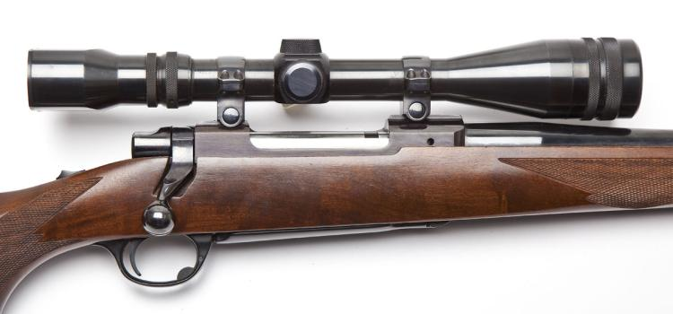 Ruger M77 Bolt Action Rifle - .270 Cal.