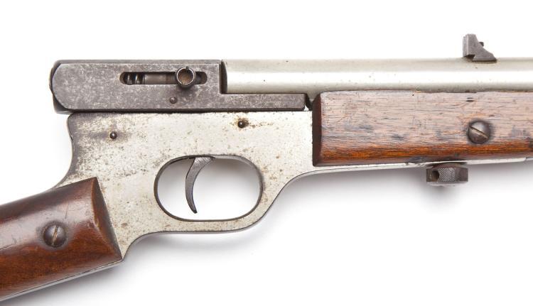 Quackenbush Boy's Safety Rifle - .22 Cal.