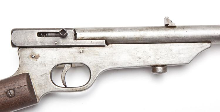Quackenbush Boy's Safety Rifle - .22 Cal.