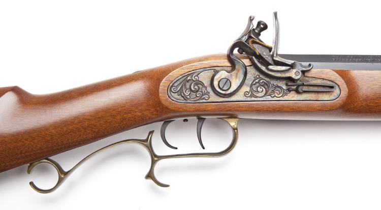 Thompson Center Hawken Flintlock Rifle - .50 Cal.