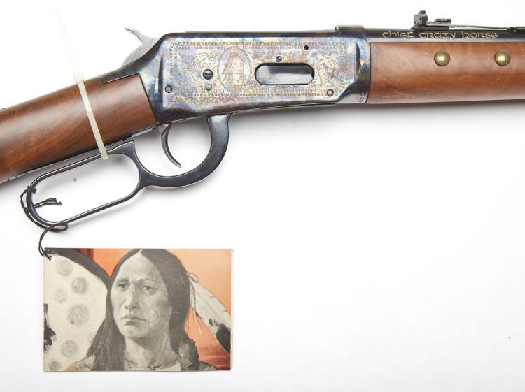 Winchester M-94 Chief Crazy Horse Commemorative