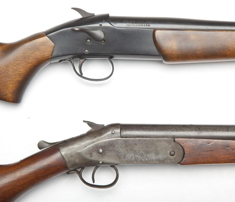 Group of 2 Single Barrel Shotguns