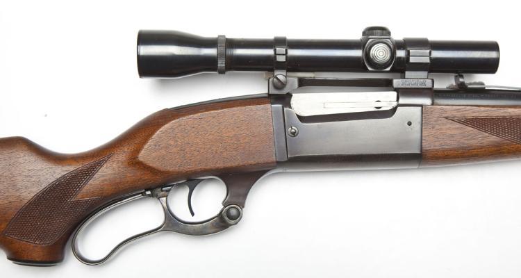 Savage Model 99 Rifle - .300 Savage Cal.