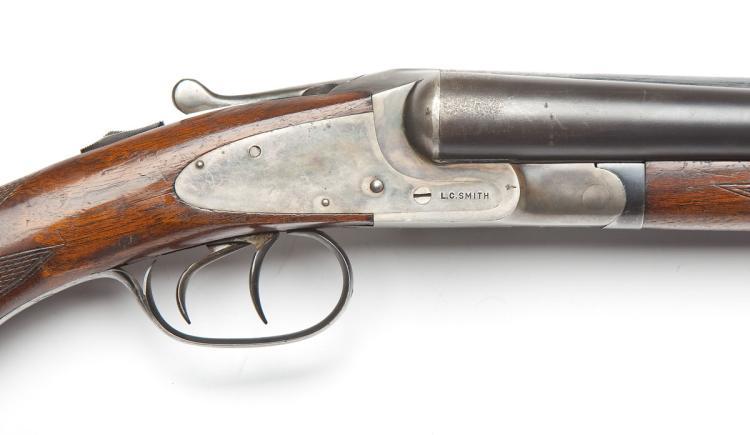 L.C. Smith Field Grade SxS Shotgun - 12 Ga.