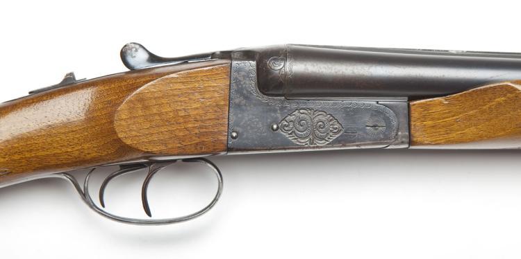Zabala Eibar SxS Shotgun - 20 Ga.