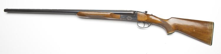 Zabala Eibar SxS Shotgun - 20 Ga