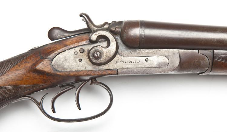 Rickard SxS Shotgun - 12 Ga.