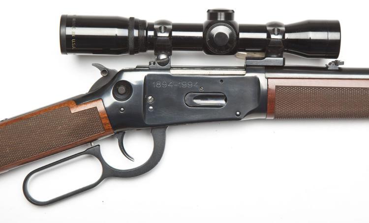 Winchester M-94AE Centennial Rifle - 356 Win. Cal.