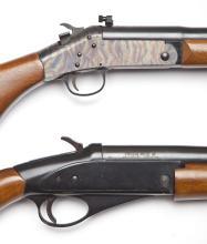 Group of 2 Single Barrel Shotguns - 12 Ga.