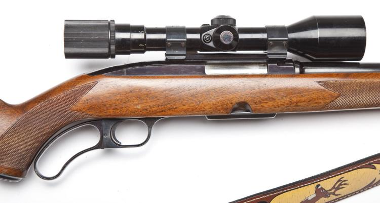 Winchester Model 88 Rifle - .308 Cal.