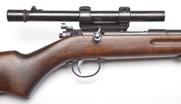 Remington Model 34 NRA Target Rifle - .22 Cal.