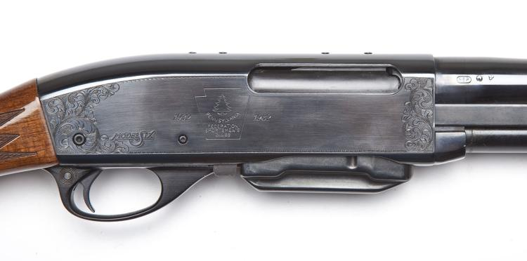 Remington Model Six 50 Yr. Conservation Comm.