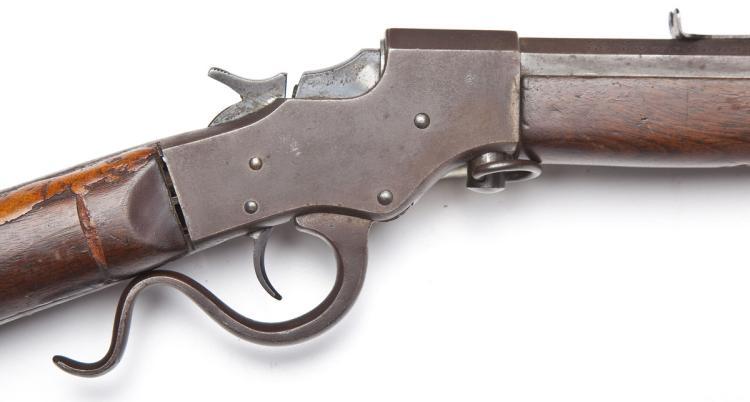 Stevens Favorite Rifle - .25 Stevens Cal.