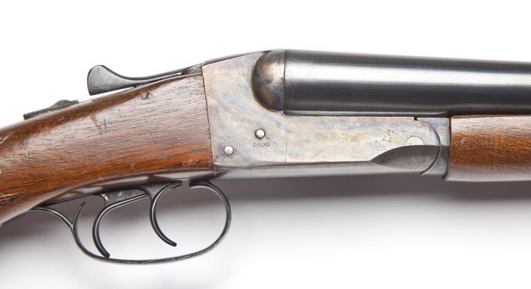 Stevens Model 5100 SxS Shotgun - 12 Ga.