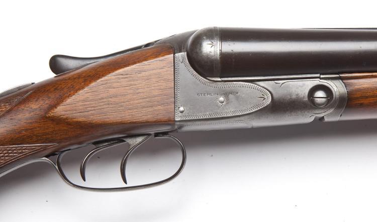 A.H. Fox Sterlingworth Shotgun - 12 Ga.