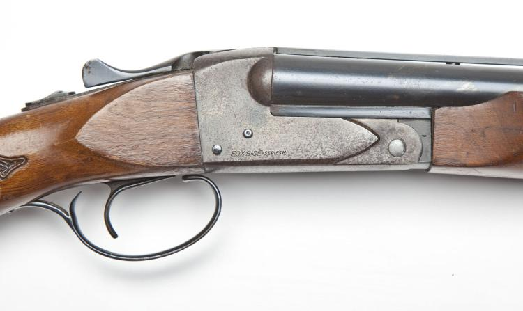Savage Fox Model B-SE Shotgun - 12 Ga.