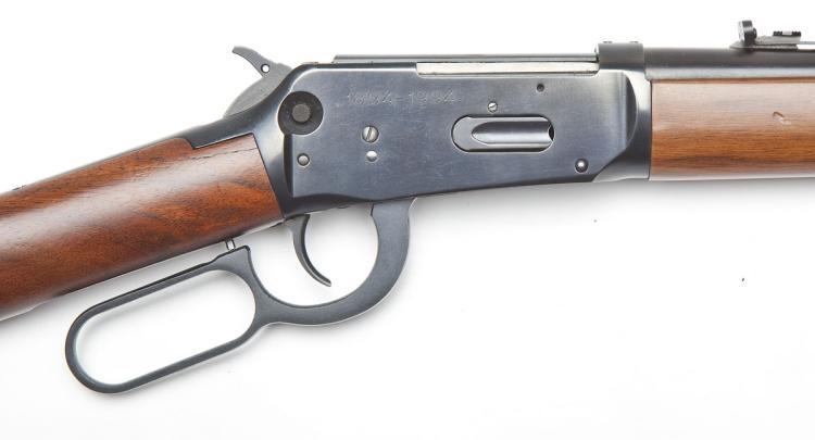 Winchester M-94AE 100 Yr Comm Rifle - .30-30 Cal.