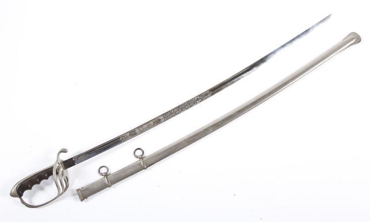 US Model 1902 Presentation Dress Sword