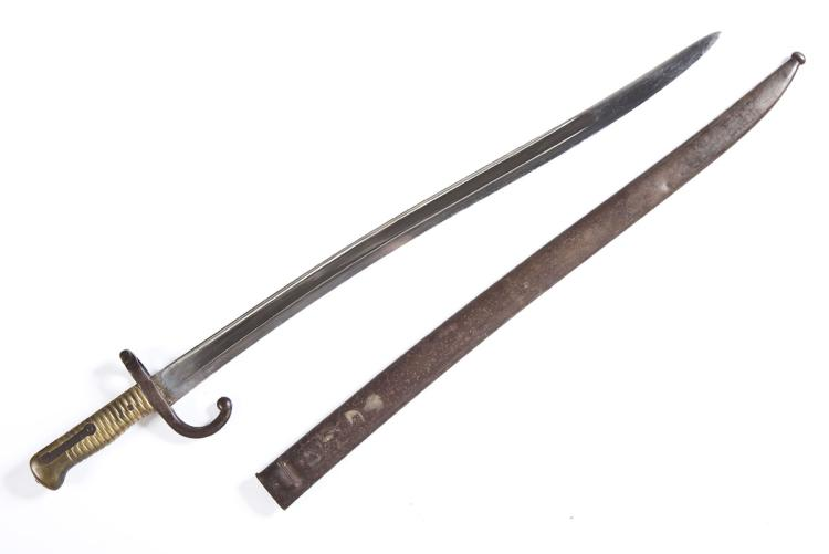 French Model 1866 Chassepot Bayonet