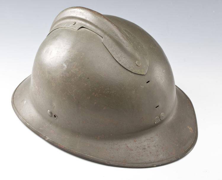 WWI Era French Military Helmet